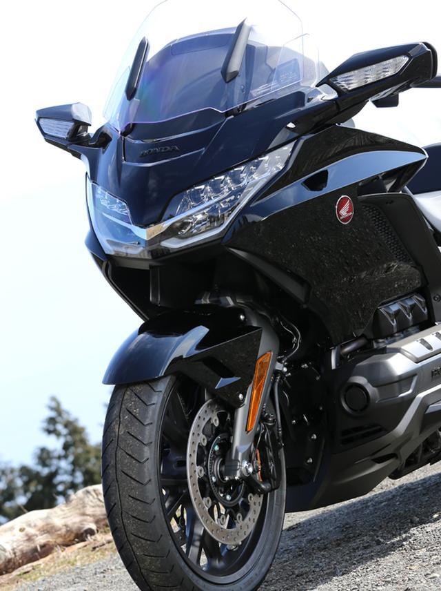 画像7: 250ccのバイクが7台分以上の排気量!? だけど、1秒で世界がひっくり返る。【ホンダオールすごろく/第24回 ゴールドウイング・DCT】