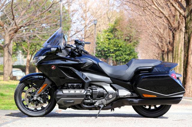 画像2: 250ccのバイクが7台分以上の排気量!? だけど、1秒で世界がひっくり返る。【ホンダオールすごろく/第24回 ゴールドウイング・DCT】