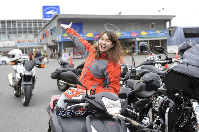 画像1: 金谷港へ到着!!!