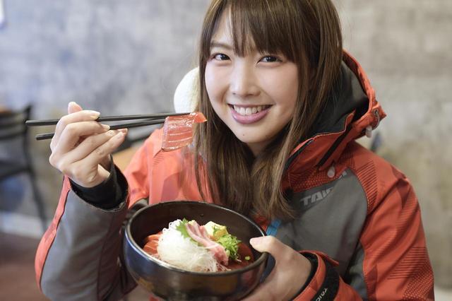 画像4: 今回のスタート地点は三崎「魚市場食堂」です!