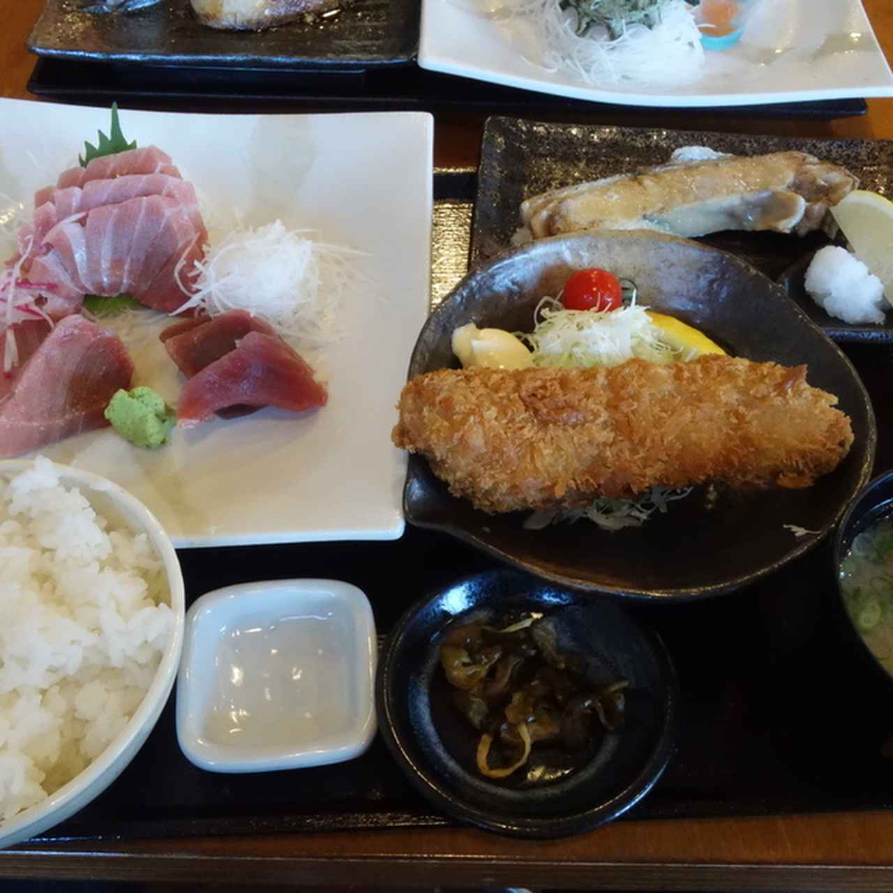 画像: 三崎「魚市場食堂」 (三浦半島その他/魚介料理・海鮮料理)