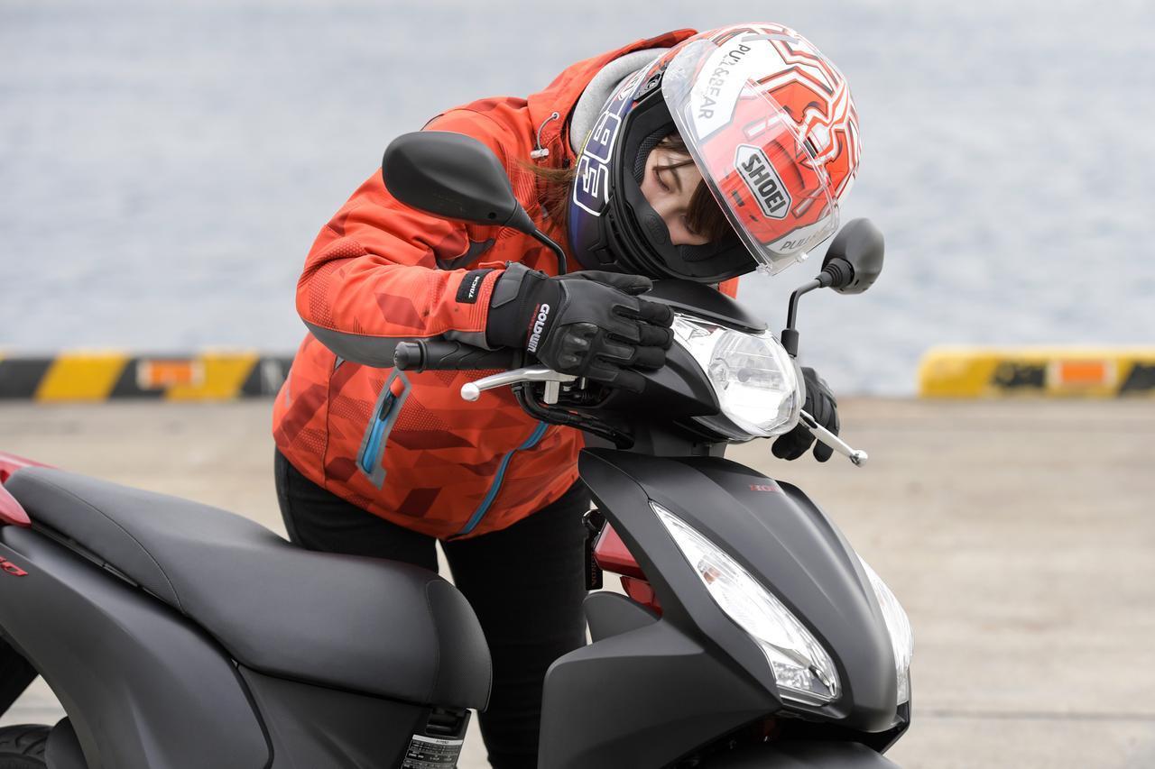 画像1: バイクに乗ろうと思ったきっかけは原付!