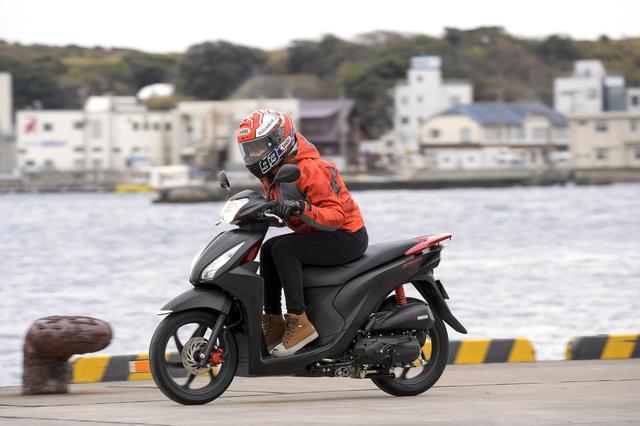 画像2: バイクに乗ろうと思ったきっかけは原付!