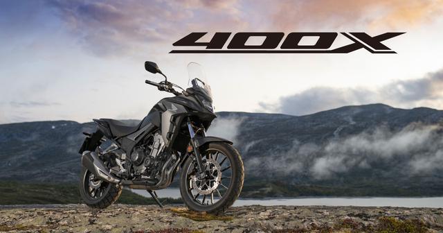 画像: 400X 車種カタログ