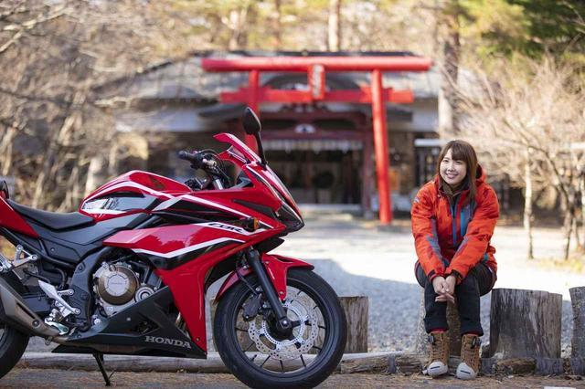 画像: 近場で穴場のワクワク洞窟!富士山周遊ツーリングその3【声優・西田望見のA Little♡Rider @ CBR400R】 - A Little Honda