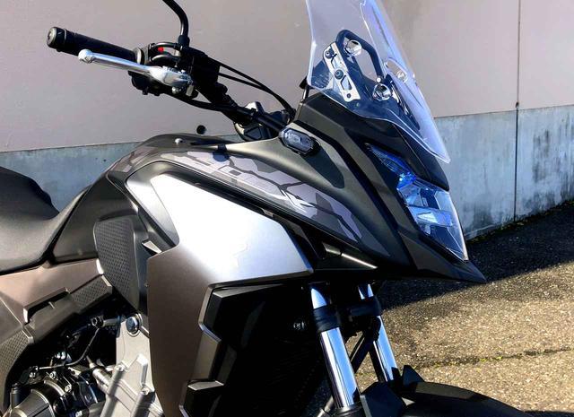 画像: 中免で乗れる最強旅バイク。新型『400X』が超タフに成長した模様です! - A Little Honda
