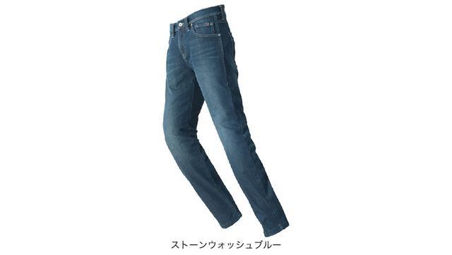 画像1: HONDAライディングギア公式サイトより/防風ストレッチデニム ¥13,000+税(Size:Women's 26、28 Men's 30、32、34、36) www.honda.co.jp
