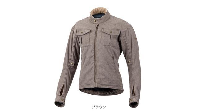 画像2: HONDAライディングギア公式サイトより/レディースシングルライダースジャケット ¥19,800 +税(Size:WS,WM,WL,WLL) www.honda.co.jp