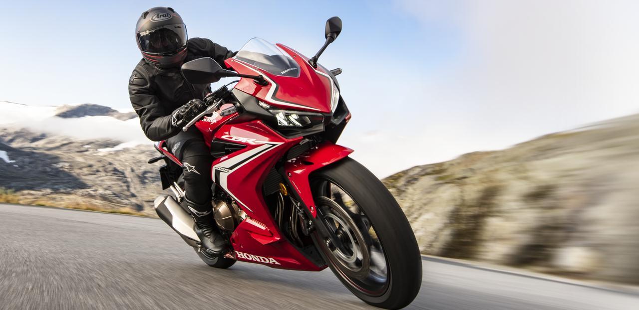 画像: CBR400R /Honda 公式WEB