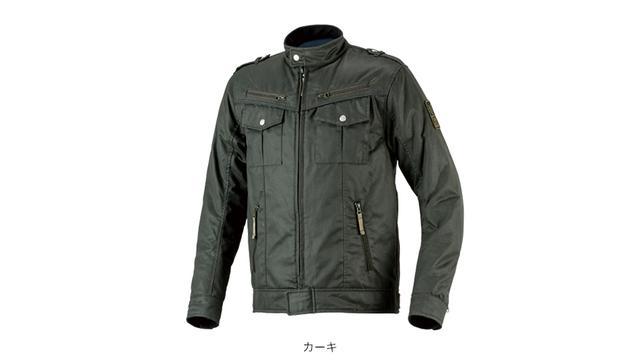 画像2: HONDAライディングギア公式サイトより/ビンテージテキスタイルジャケット ¥20,500 +税(Size:S,M,L,LL) ¥21,500 +税(Size:3L) www.honda.co.jp