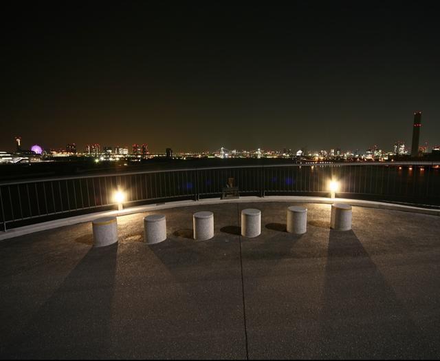 画像: 豊洲埠頭