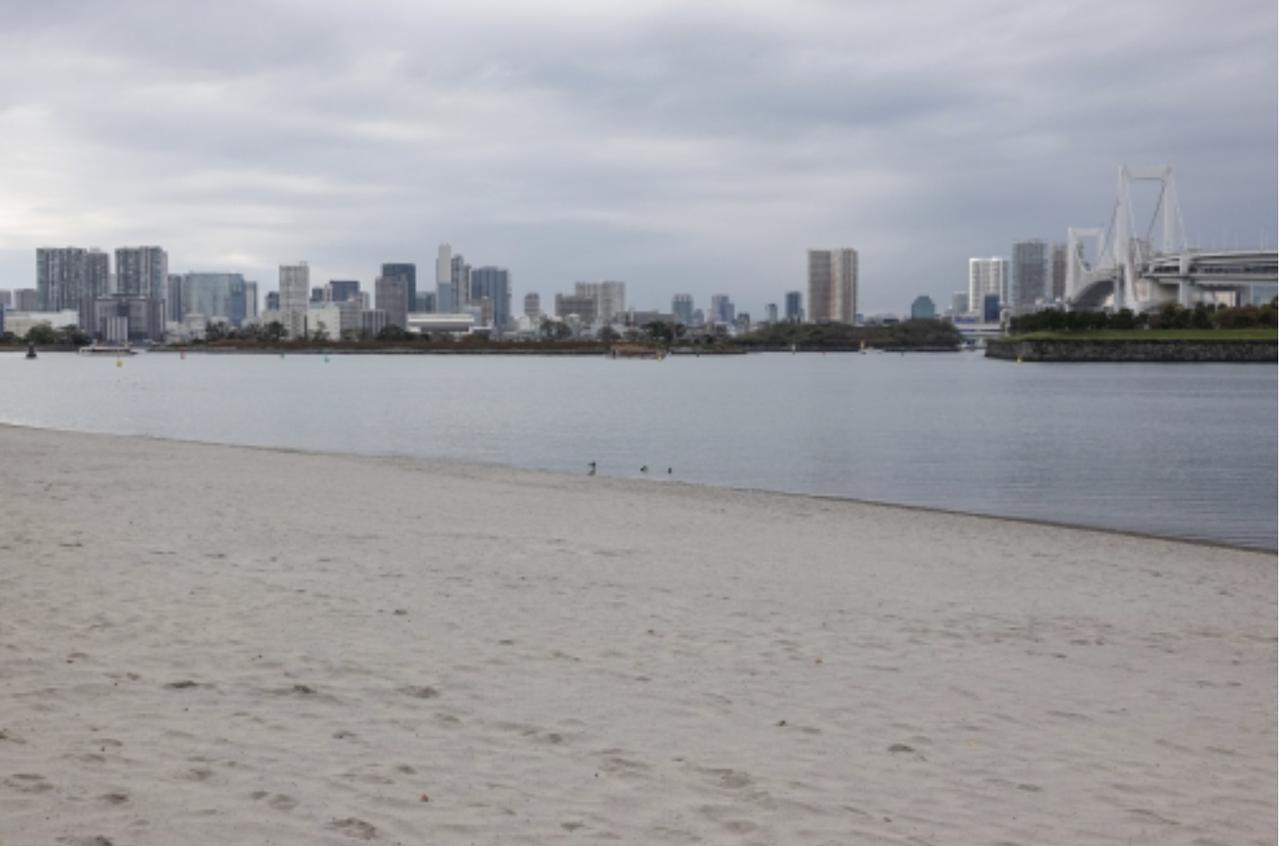 画像: お台場海浜公園