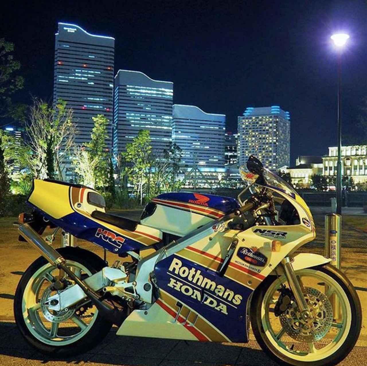 画像: 250ccバイクと夜景と気球と...。【リトホンインスタ部vol.43】 - A Little Honda