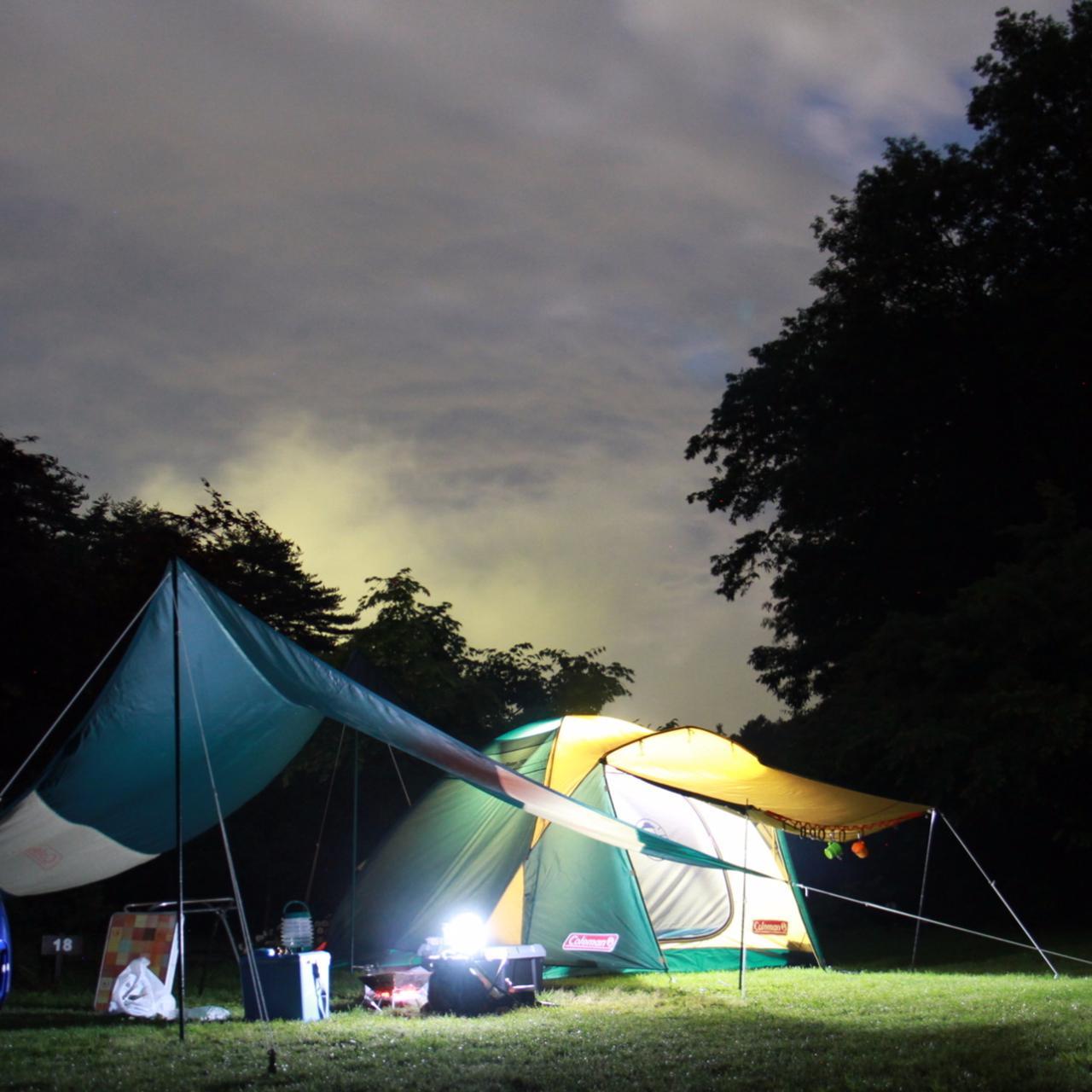画像: 星の降る森 【公式HP】 群馬県・沼田ICより15分のキャンプ場