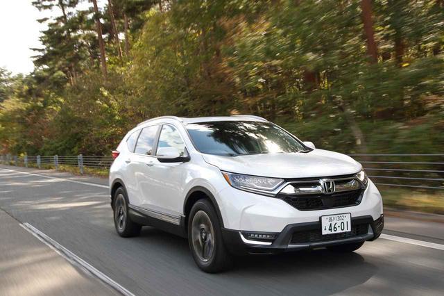 画像: 佐藤久実氏、ホンダ CR-V EX マスターピース試乗。5代目は3列シート仕様も設定! - A Little Honda