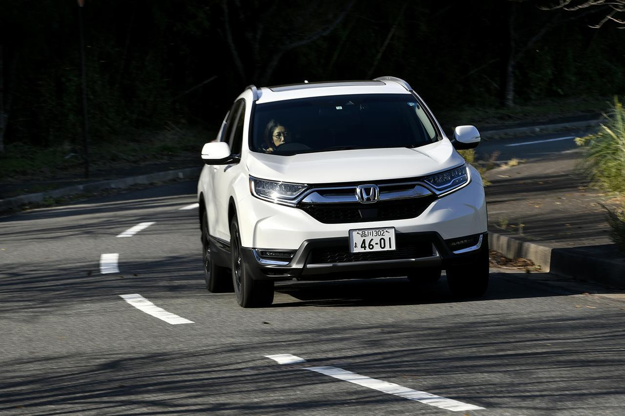 画像: 新型ホンダCR-V試乗記!これは再ブレイクの予感…初めて3列シート仕様も設定して多人数乗車にも対応! - A Little Honda