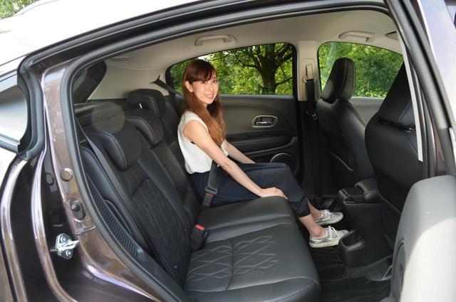 """画像: サチモスCM曲でおなじみ、ホンダヴェゼルが""""モテ車""""といわれる本当の理由! - A Little Honda"""