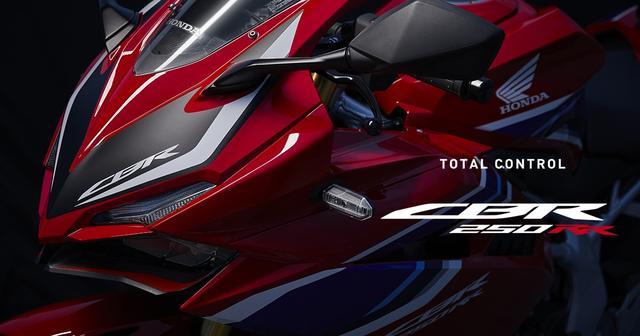 画像: CBR250RR Honda公式WEBサイト