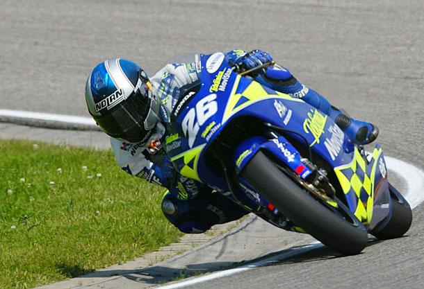 画像: 2004年、250ccクラス初タイトルを獲得したD.ペドロサ。 www.moto-berza.com