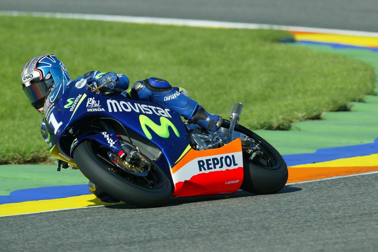 画像: 2005年、チャンピオンナンバー「1」をつけて、D.ペドロサは見事タイトル防衛を果たしました! www.motosan.es