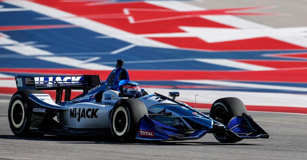 画像: インディカー・シリーズ | Honda
