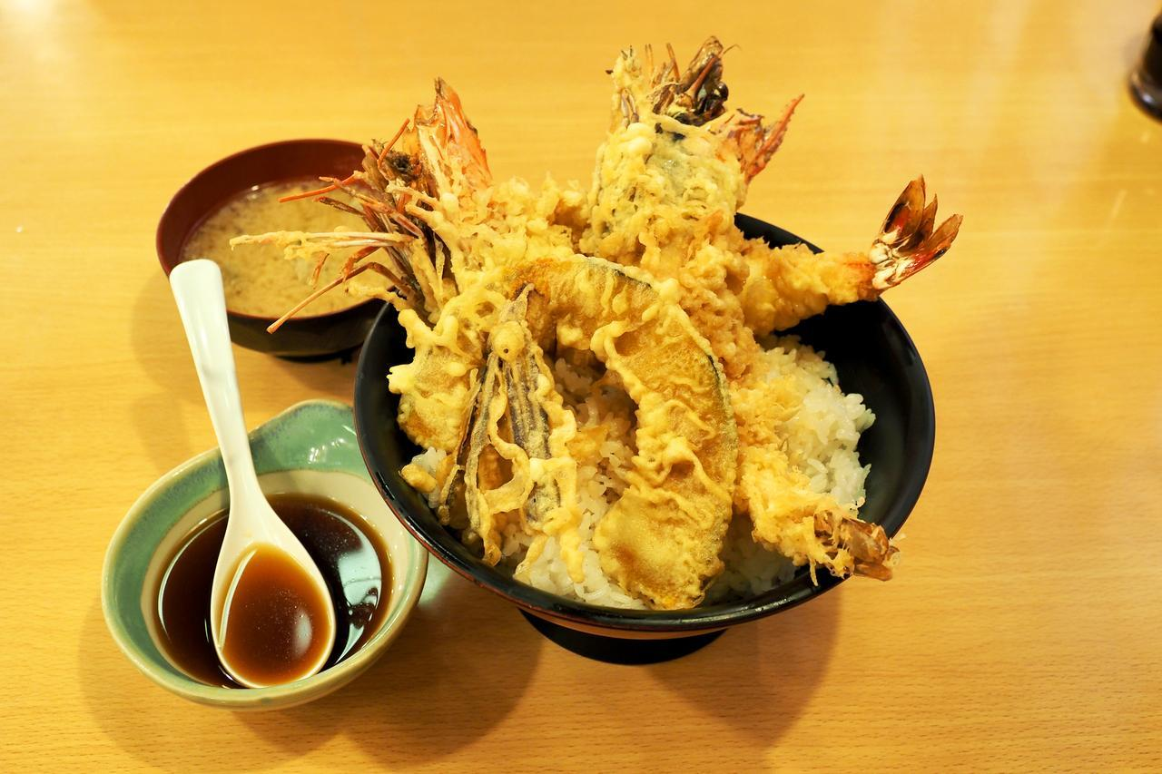 画像4: 美味しい海の朝ご飯は『丸天』さんで!