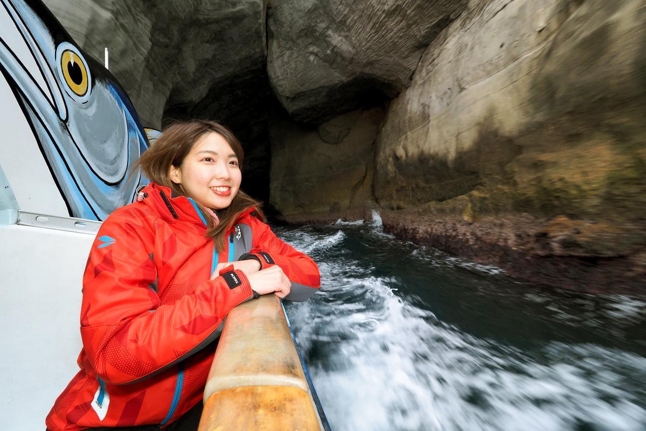 画像5: 青の洞窟めぐり 遊覧船 堂ヶ島マリン