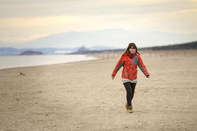 画像2: ラストは海岸を満喫しちゃうぞーーー!