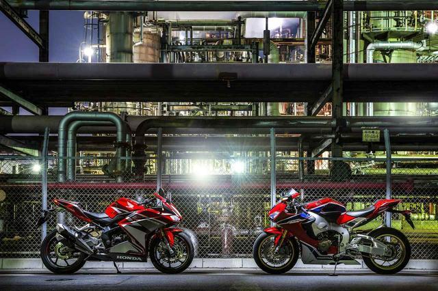 画像: CBR250RR vs CBR1000RR SP恐るべき、ホンダの技術 - A Little Honda