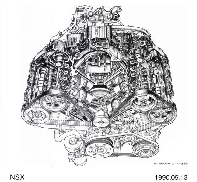 画像3: ホンダ製エンジンの肝はボア×ストロークにある【ホンダ偏愛主義vol.48】