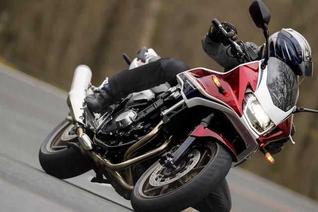 """画像: 【CB1300 SUPER BOL D'OR】 ホンダのすべてが""""この中""""にある! - A Little Honda"""
