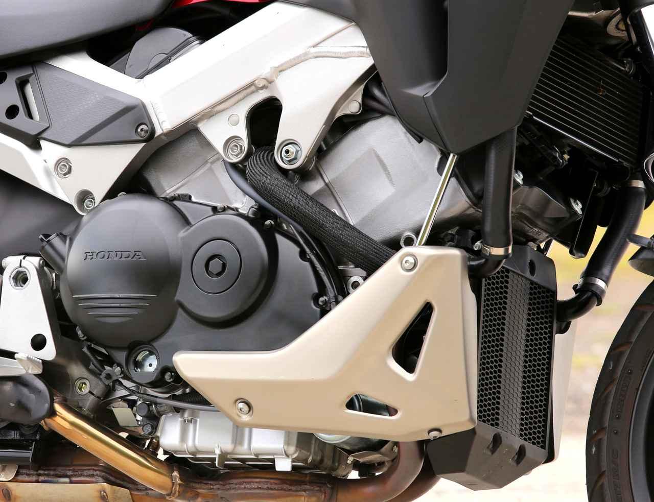 画像1: ツーリングバイクにV4は必要か?