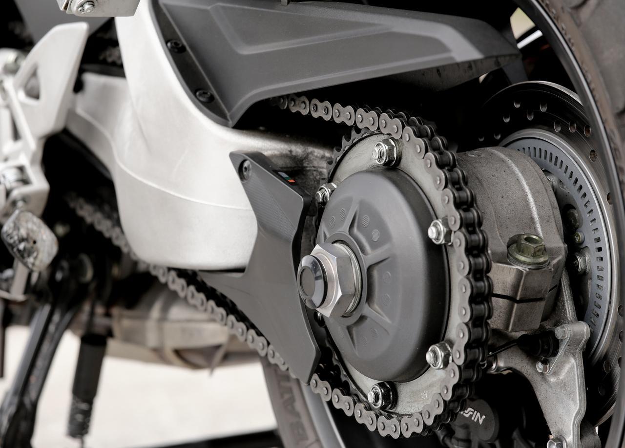 画像3: VFR800Xは謎バイク?