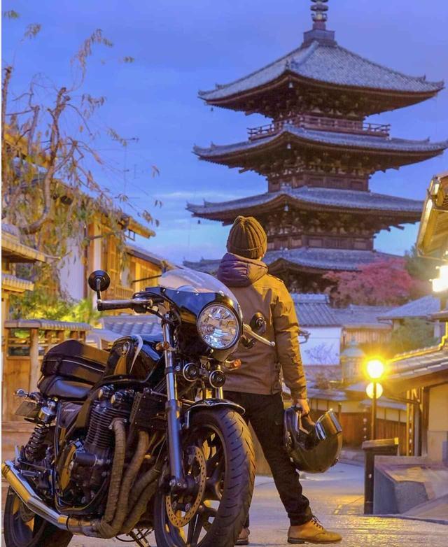 """画像: """"大型CBシリーズ""""がやっぱりカッコ良い!レベルが高すぎるショット満載。【リトホンインスタ部vol.50】 - A Little Honda"""