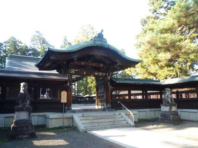 画像: 上杉神社:やまがたへの旅/山形県観光情報ポータルサイト
