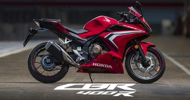 画像: 中型バイクの最上級はコレ!CBR400Rが更にカッコよく! - A Little Honda