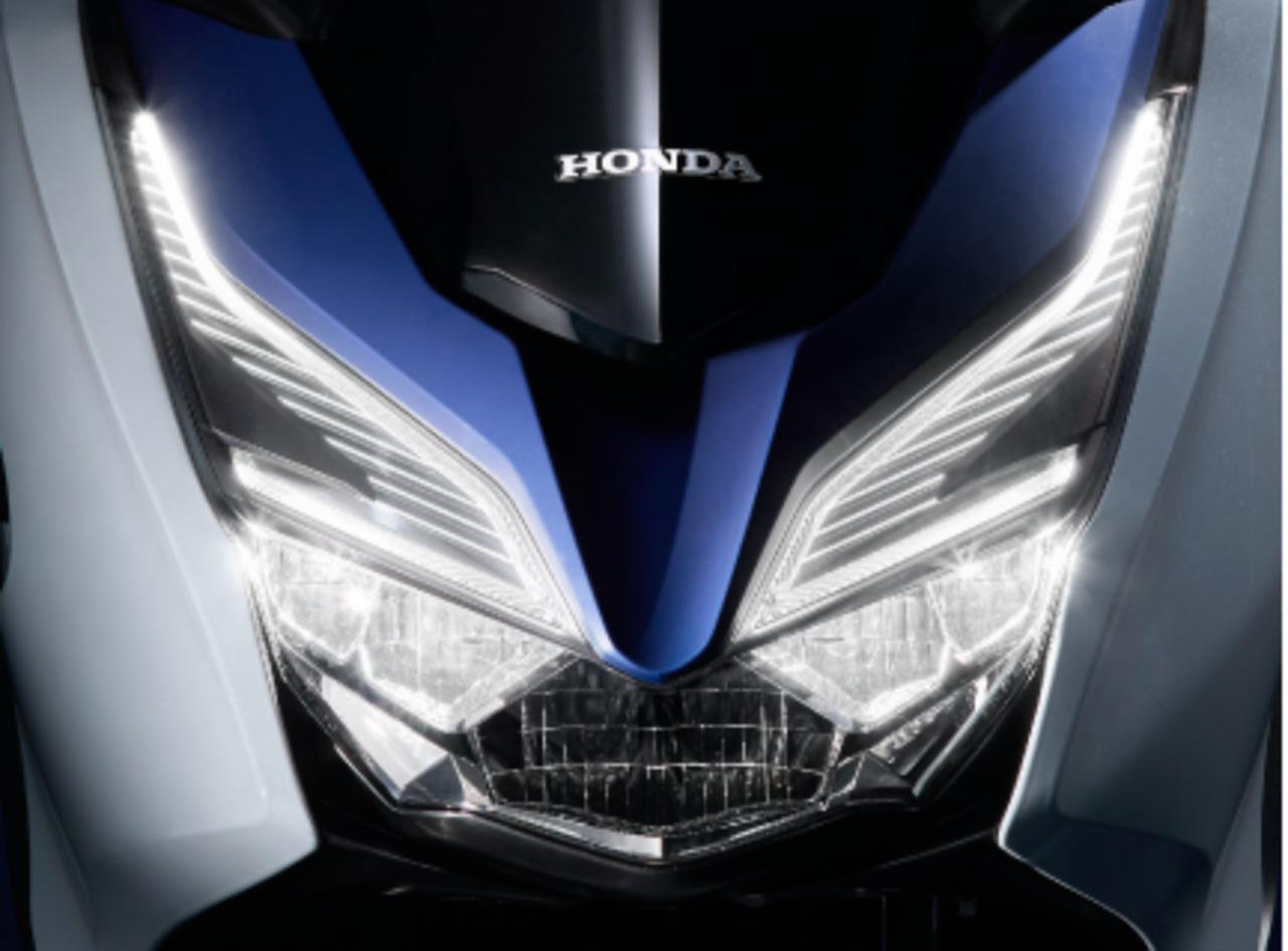 画像1: HONDA公式サイトより https://www.honda.co.jp/FORZA/design/