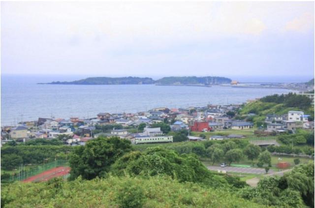 画像1: 函館江差町 かもめ島