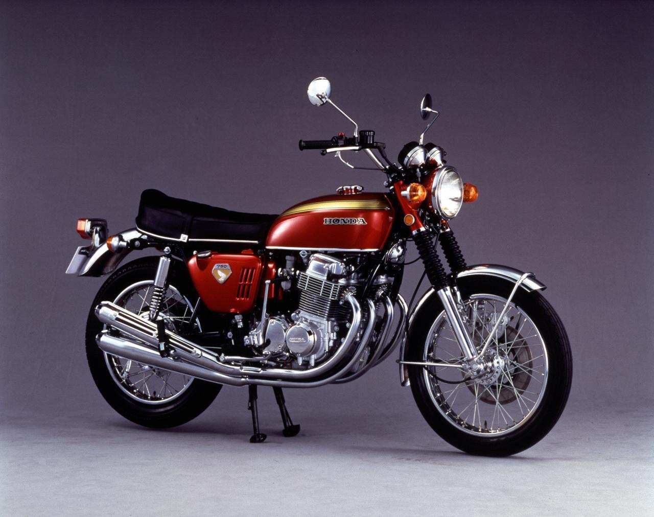 """画像: 世界を変えた大型バイク""""HONDA CB750 FOUR""""を見に行こう! - A Little Honda"""