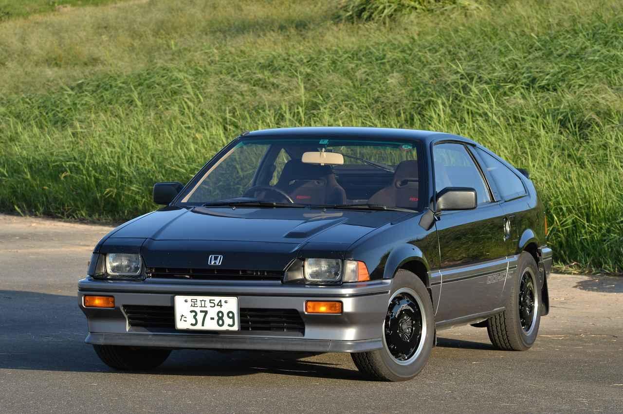 画像: 令和時代もCR-Xオドメーターの記録を伸ばす挑戦は続く…【地球に帰るまで、もう少し。vol.10】 - A Little Honda