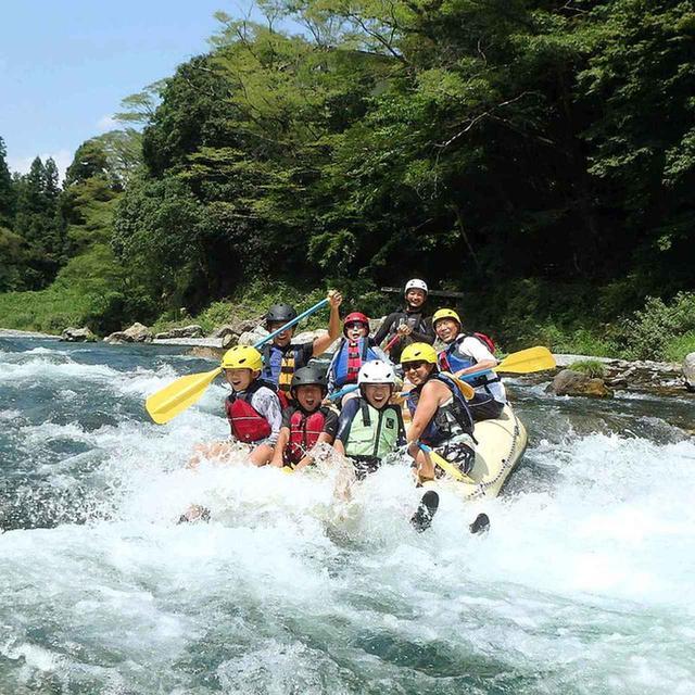 画像: www.okutama-rafting.jp