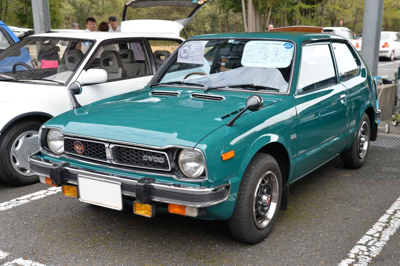 画像5: 『昭和のくるま大集合』はまだまだホンダ車がたっぷり参加していた
