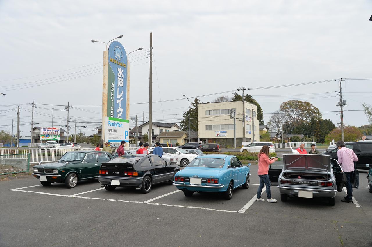 画像1: ホンダ旧車が勢揃い『昭和のくるま大集合』に参加してみた