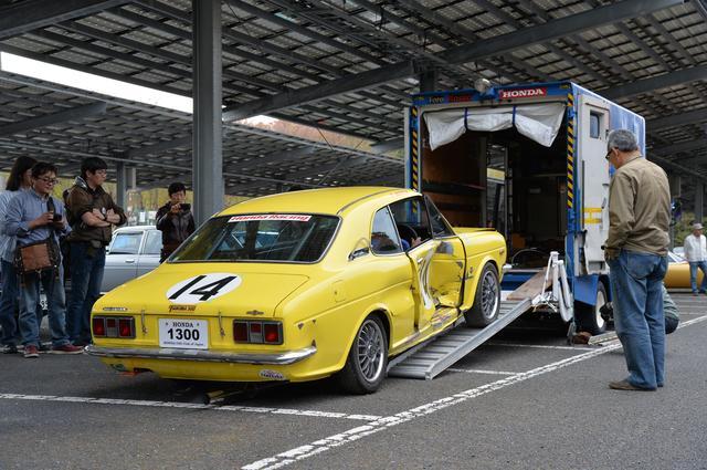 画像3: ホンダ旧車が勢揃い『昭和のくるま大集合』に参加してみた