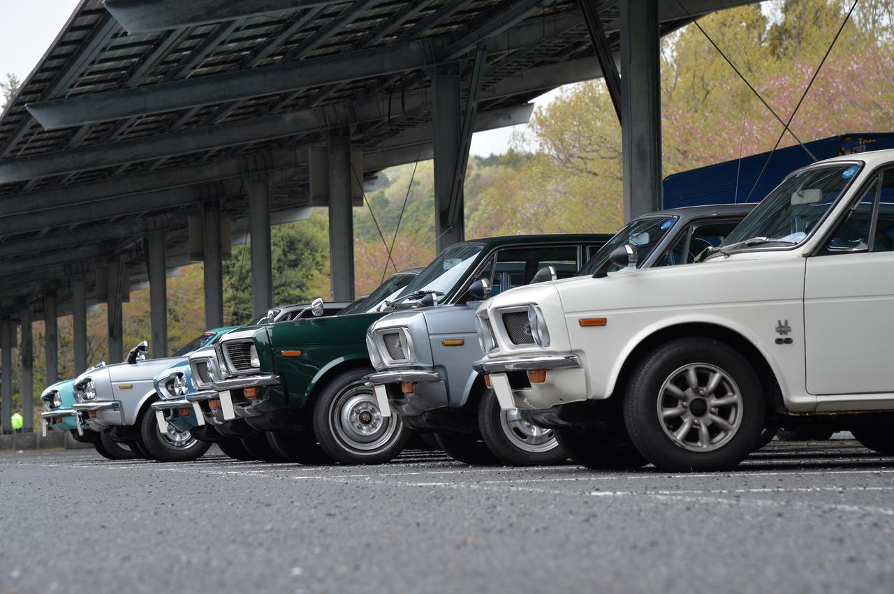 画像2: ホンダ旧車が勢揃い『昭和のくるま大集合』に参加してみた