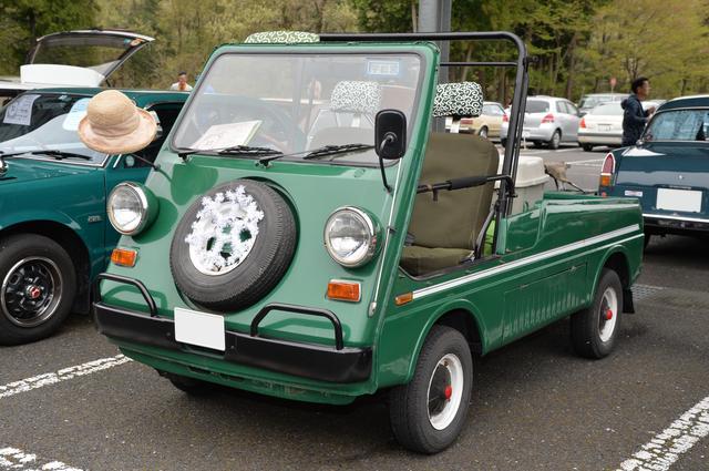 画像4: 『昭和のくるま大集合』はまだまだホンダ車がたっぷり参加していた