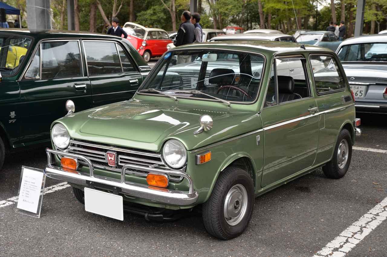 画像3: 『昭和のくるま大集合』はまだまだホンダ車がたっぷり参加していた