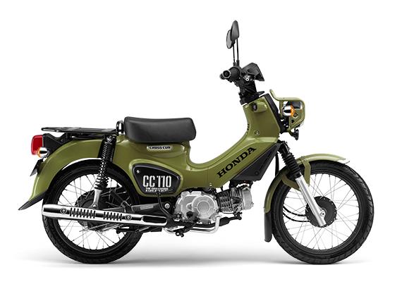 画像: 原付レジャーモデル「クロスカブ50」「クロスカブ110」のカラーバリエーションが変わる! - A Little Honda