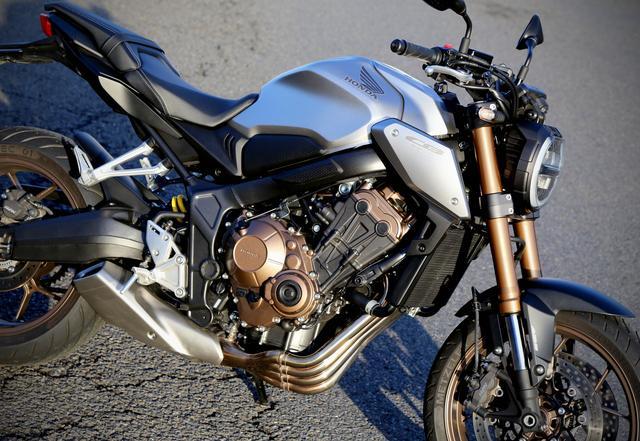 画像1: 650ccで96万1200円はどう感じる?