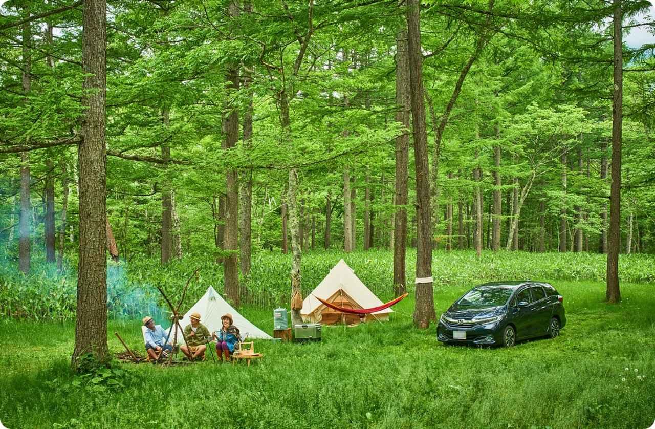 画像: 【戸隠】夏でも快適に過ごせる穴場の高原キャンプ場 | Hondaキャンプ